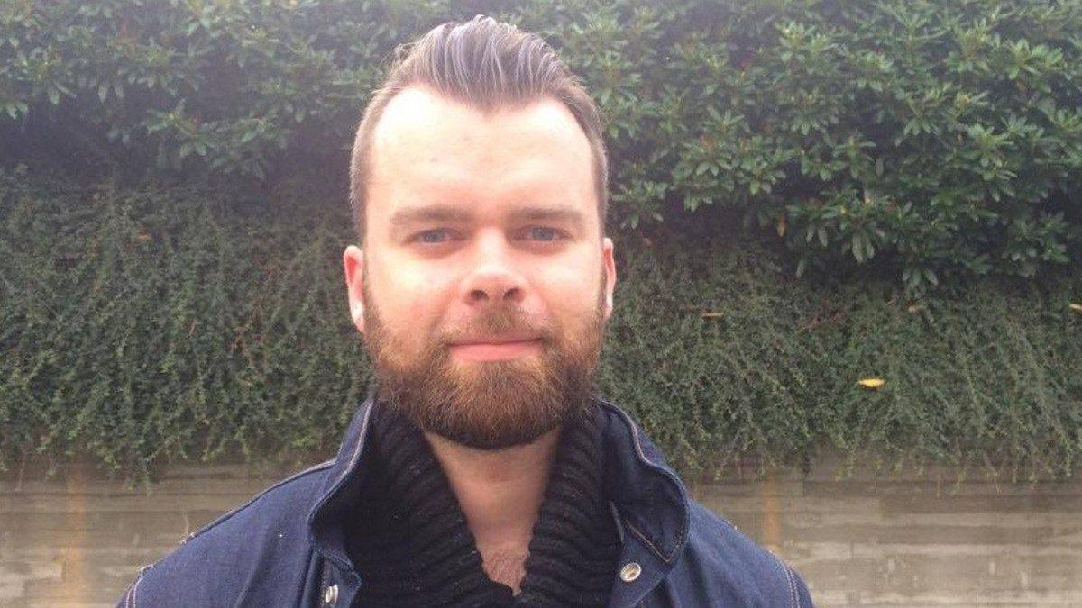 Roland Johan Røtne (27) var en av de som tok lappen i voksen alder.