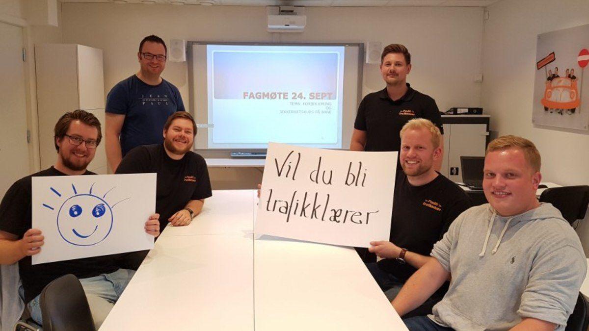Nyhet! Ta trafikklærerstudiet i Bergen.