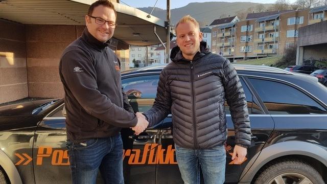 Etter å ha drevet Positiv Trafikkskole i 11 år føler Ove Sagen- Hafstad at det er på tide å gi ansvaret for den faglige driften til noen andre.
